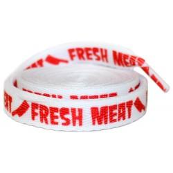"""FRESH MEAT"" LACES"