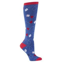"""MAIL LOVE"" SOCKS"